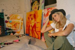 Diana @ work