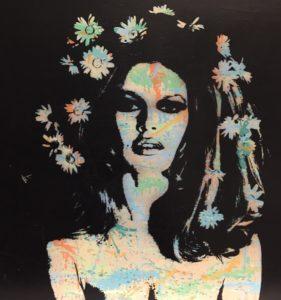 Diana eger, Kunst, frankfurt, Brigitte Bardot