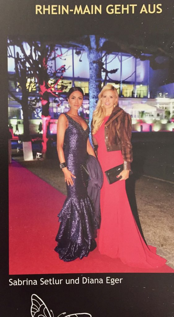 Diana Eger, Sabrina Setlur, frankfurt, the one Magazin Magazin, kunst, presse, press