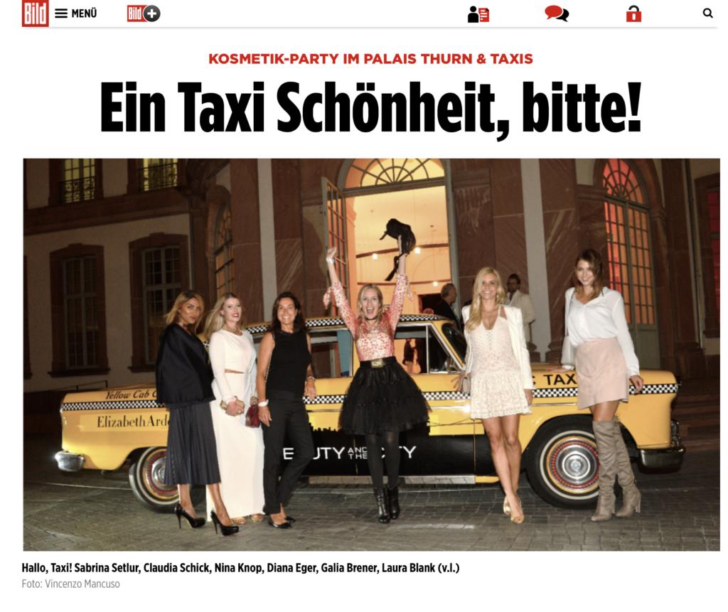Diana Eger, Sabrina Setlur, frankfurt, art, kunst, presse, press, Zeitung, RTL, TV, ARD, Pro7, Bild Zeitung, Galia Brenner