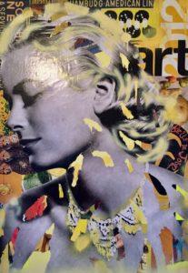 grace Kelly, dianaegerart, diana Eger, kunst, frankfurt, Popart, art, Claudia Schiffer, Schiffer, grace Kelly, Ursula andres