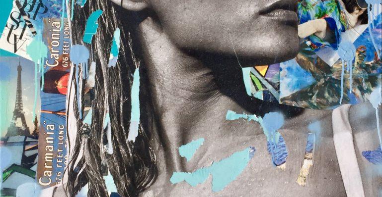 dianaegerart, diana Eger, kunst, frankfurt, Popart, art, Claudia Schiffer, Schiffer, grace Kelly, Ursula andres