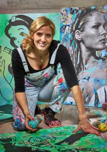 Diana Eger, kunst, frankfurt, art, Auftragskunst