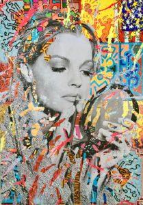 Diana Eger, art, kunst, Frankfurt, Popart