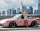 dianaeger, Artcar, art, Frankfurt, Porsche, 993, Popart, kunst, PorscheTurbo