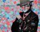 JÖRG ORTMANN, Vincenzo Marcus, Diana Eger, dianaeger, Artcar, art, Frankfurt, Porsche, 993, Popart, kunst, PorscheTurbo, Frankfurt, No Panic, Udo Lindenberg