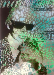 vogue, Diana Eger, art, kunst, Frankfurt, Popart, Skyline, Kate Moss, Madame Figaro, Karl Lagerfeld